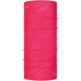 Buff Reflective Original Neckwarmer r-solid fuchsia